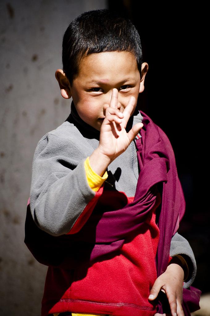 Travel Portrait - Children 30