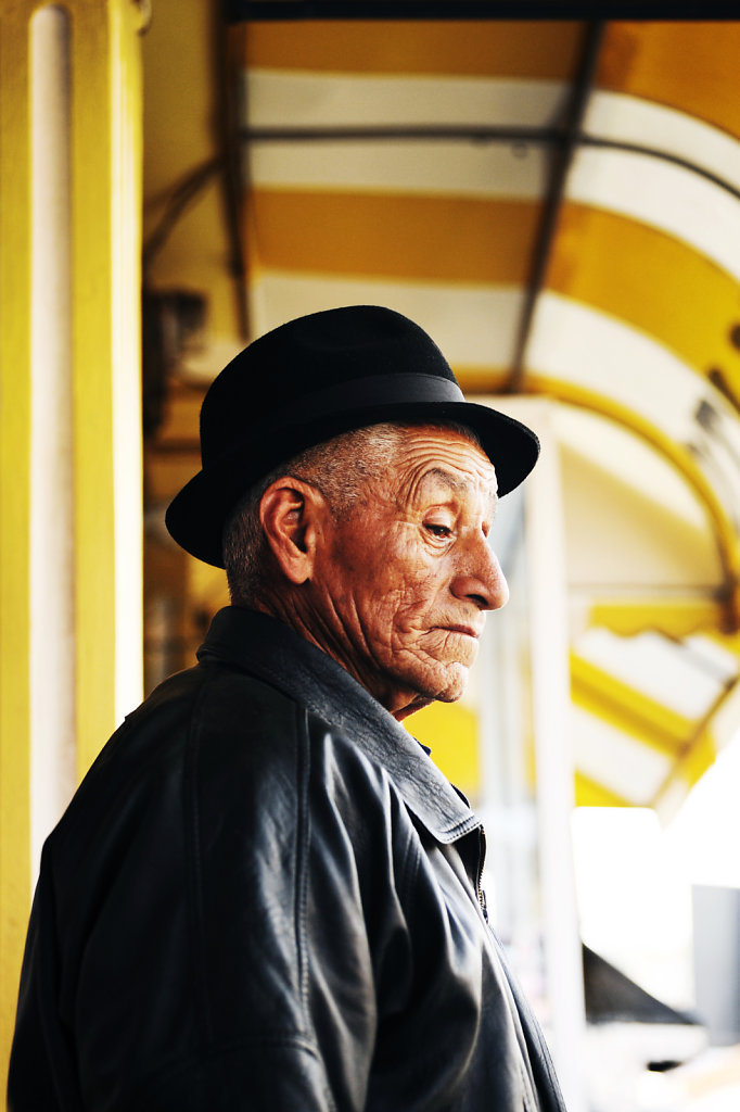 Travel Portrait 2