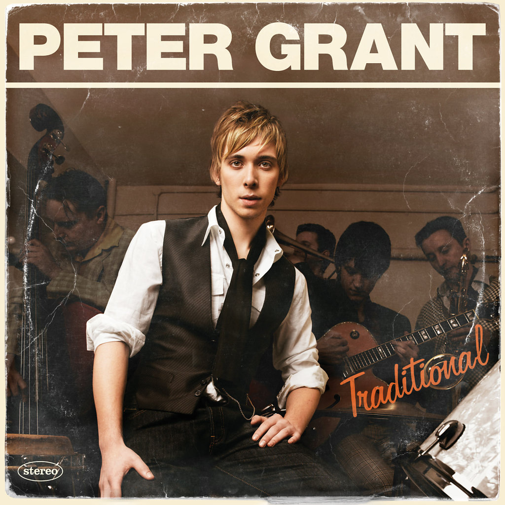 Peter Grant, Traditional Album
